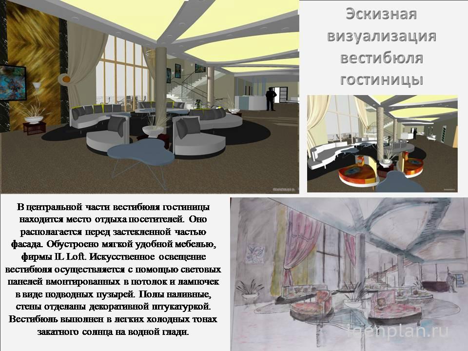 интерьер гостиницы в Стиле Лофт дизайнер Дарья Поршнева Еще фотографии