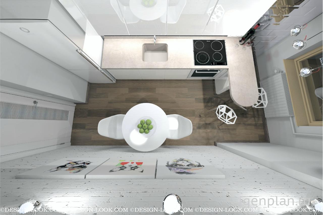 Дизайн кафе лофт