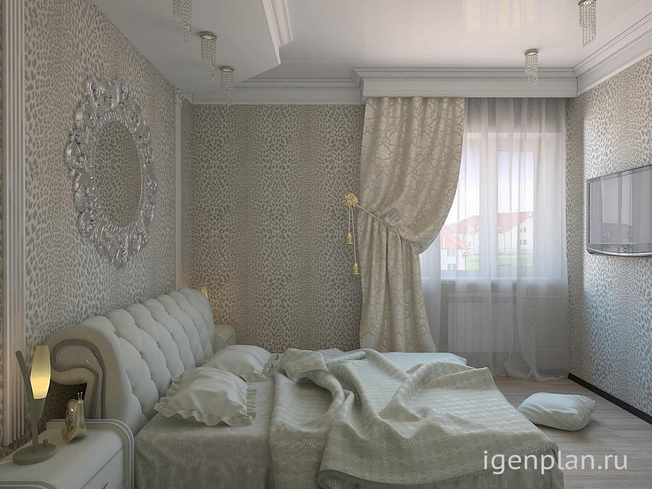 Спальня для девушки дизайн для всех
