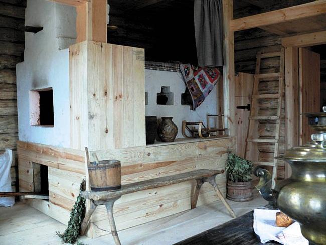 Русская деревянная изба - Дача и Дом
