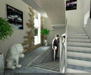 Дизайн входа в подвал